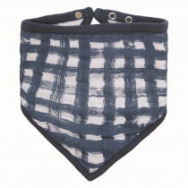 Classic Bandana Bib - Waverly Plaid
