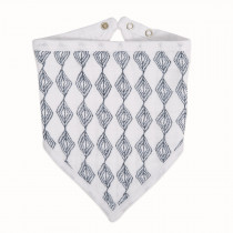 Classic Bandana Bib Jungle - Tribal Geo