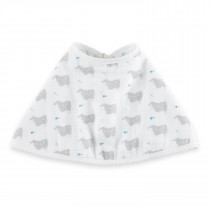 Essentials Single Burpy Bib - Baby Star
