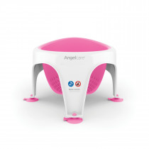 Soft Touch Bath Seat - Pink