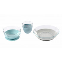 Glass Meal Set - Jungle