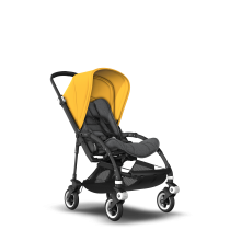 Bee5Black Base Grey Melange- Sunrise Yellow