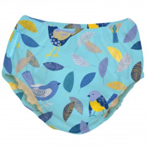 2in1 Swim Diaper & Training Pants Twitter Birds
