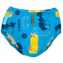 Reusable Swim Diaper Malibu