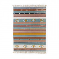 Carpet 120x160cm - Geometric Multi Colour