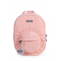 Kids School Backpack ABC  Pink Copper