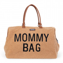 Mommy Bag Big Teddy Beige
