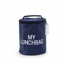 My Lunch Bag Navy White