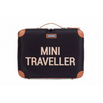 Mini Traveller Kids Suitcase -Black Gold