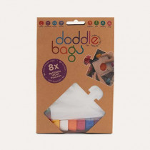 X8 - Reusable Food Pouches - 100ml