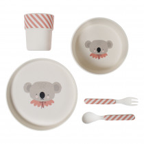 Bamboo Eco Dinner Set - Koala