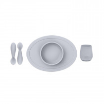 First Food Set - Pewter