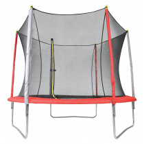 Colossus 10ft Trampoline with Enclosure
