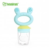 Fresh Food Feeder And Teether - Blue