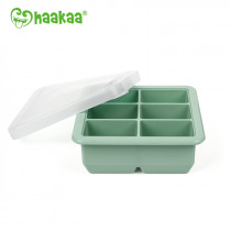 Silicone Freezer Tray - 6X - Pea Green