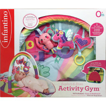 EXPLORE & STORE ACTIVITY GYM (SPARKLE)