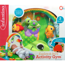EXPLORE & STORE ACTIVITY GYM (TURTLES)