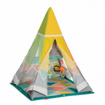 GROW WITH ME PLAYTIME TEEPEE GYM