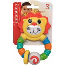 BENDY LION TEETHER