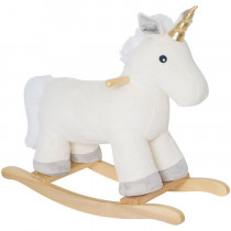 Plush Rocker - Unicorn