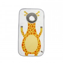 Big Bib Hurray! Giraffe Bib