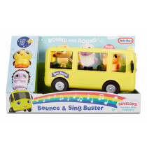 Little Baby Bum Bouncer & Sing Buster