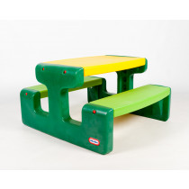 Picnic Table - Evergreen
