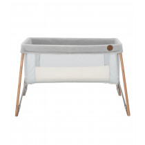 Iris Travel Cot -  Essential Grey