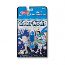 Water Wow - Space Water Reveal Pad