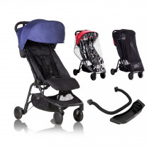 Mountain Buggy NANO Combo NAUTICAL BLUE