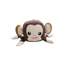 Baby Bath Toy and Sponge-Monkey