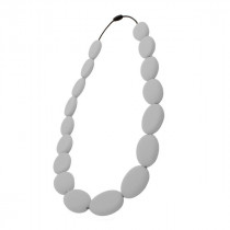 Nibbly Bits - Flat Bead Necklace Milton Moon