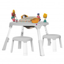 PortaPlay Convertible Activity Center + Stools Combo -  Wonderland Adventures