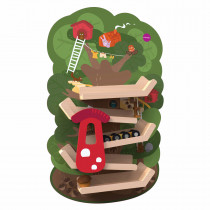 VertiPlay Wall Toy - Tree Top Adventure
