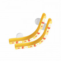 VertiPlay STEM Marble Run - Curvy Tracks