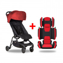 Mountain Buggy and HiFold Travel Offer