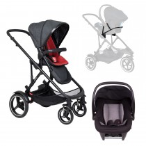 Voyager Buggy Travel System - Chilli