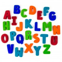 Soft Toy-Alphabet Set Upper Case Small