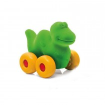 Soft Toy-Aniwheelies  Dinosaur  Large-Green