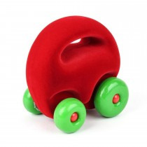 Soft Baby Educational Toy-Original Mascot Car- Red