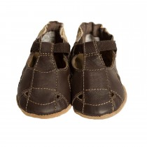 Fisherman Sandal - Brown