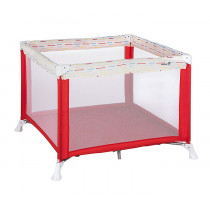 Circus Playpen Red Lines