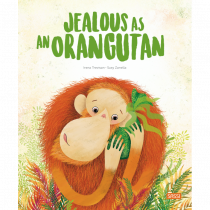 Picture Book -Jealous As An Orangutan