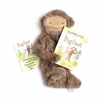 Bigfoot Snuggler Bundle - Silken Brown