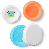 Zoo Smart Serve Non-Slip Bowls - Dog