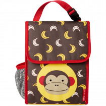 Zoo Lunch Bag- Monkey