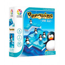 Penguin On Ice Board Game
