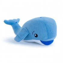 Jackson the Whale -Baby Bath Toy and Sponge