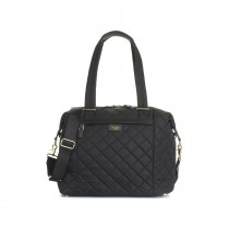 Stevie Quilted -Black