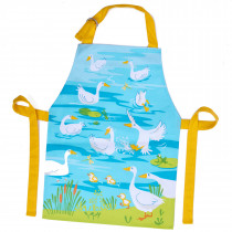 Gaggle of Geese Apron